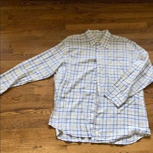 Orvis Hemp/Tencel Check Shirt
